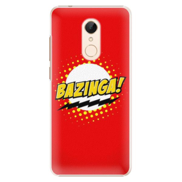 Plastové pouzdro iSaprio - Bazinga 01 - Xiaomi Redmi 5