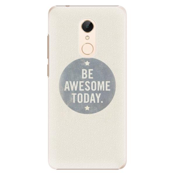 Plastové pouzdro iSaprio - Awesome 02 - Xiaomi Redmi 5