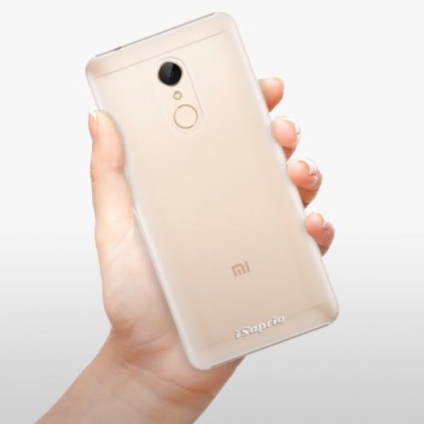 Plastové pouzdro iSaprio - 4Pure - mléčný bez potisku - Xiaomi Redmi 5