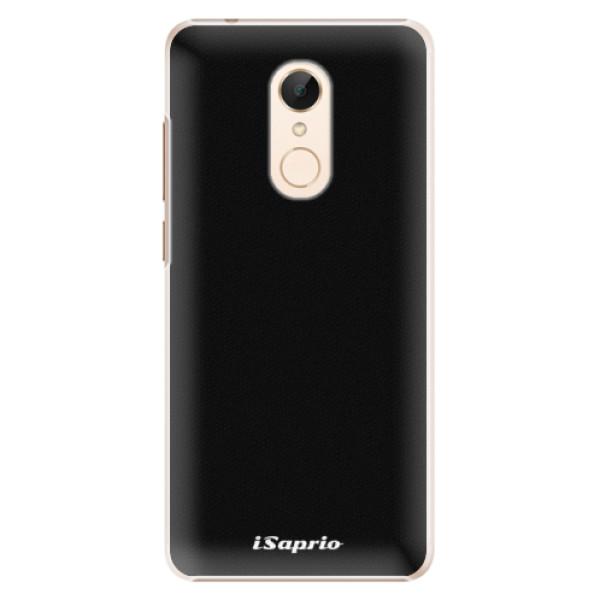 Plastové pouzdro iSaprio - 4Pure - černý - Xiaomi Redmi 5