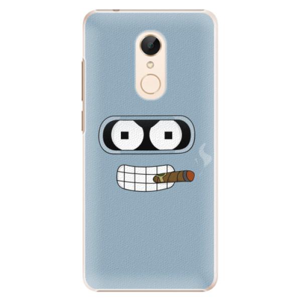 Plastové pouzdro iSaprio - Bender - Xiaomi Redmi 5