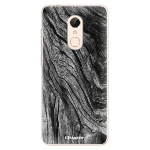 Plastové pouzdro iSaprio - Burned Wood - Xiaomi Redmi 5