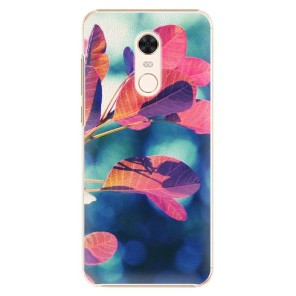 Plastové pouzdro iSaprio - Autumn 01 - Xiaomi Redmi 5 Plus