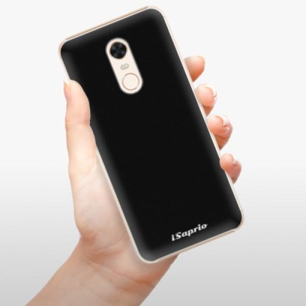 Plastové pouzdro iSaprio - 4Pure - černý - Xiaomi Redmi 5 Plus