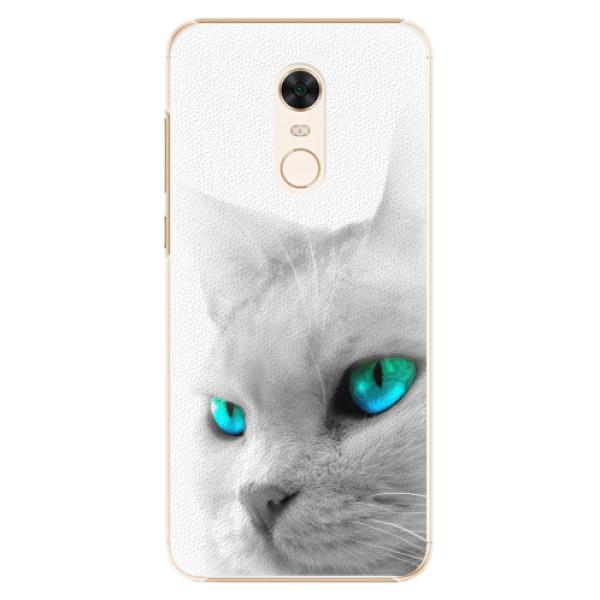 Plastové pouzdro iSaprio - Cats Eyes - Xiaomi Redmi 5 Plus