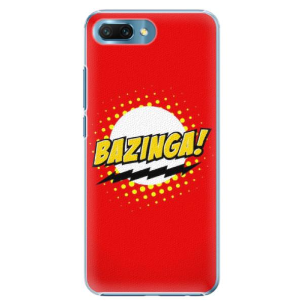 Plastové pouzdro iSaprio - Bazinga 01 - Huawei Honor 10