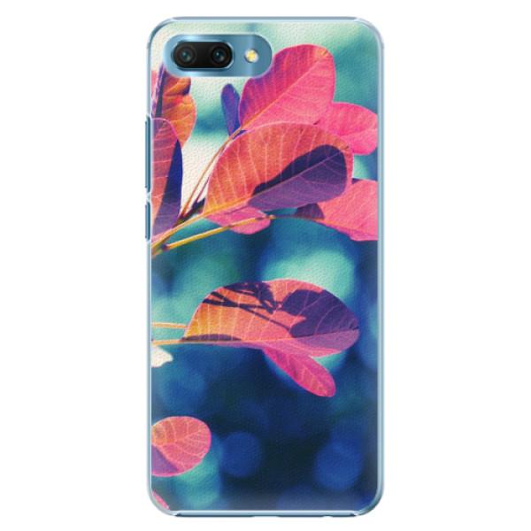 Plastové pouzdro iSaprio - Autumn 01 - Huawei Honor 10