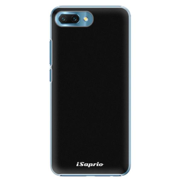Plastové pouzdro iSaprio - 4Pure - černý - Huawei Honor 10