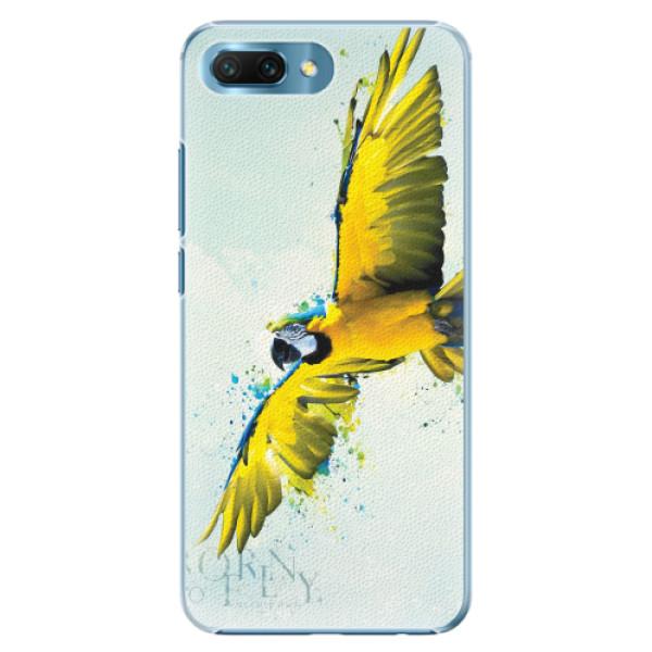 Plastové pouzdro iSaprio - Born to Fly - Huawei Honor 10