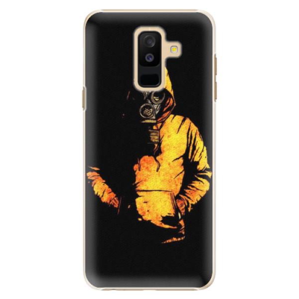 Plastové pouzdro iSaprio - Chemical - Samsung Galaxy A6+