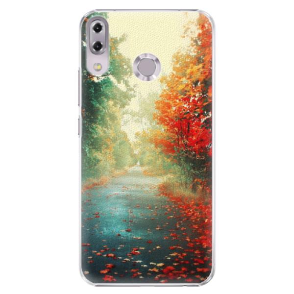 Plastové pouzdro iSaprio - Autumn 03 - Asus ZenFone 5 ZE620KL