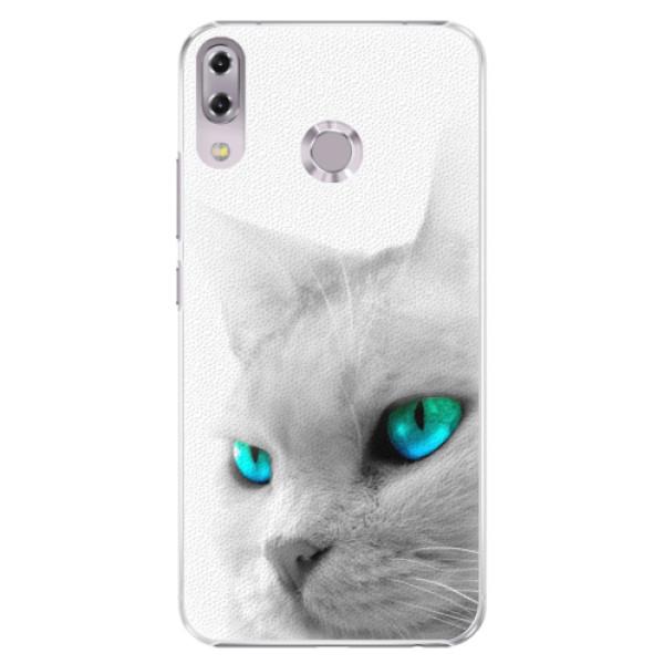 Plastové pouzdro iSaprio - Cats Eyes - Asus ZenFone 5 ZE620KL