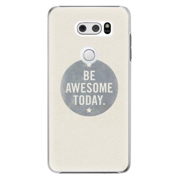 Plastové pouzdro iSaprio - Awesome 02 - LG V30