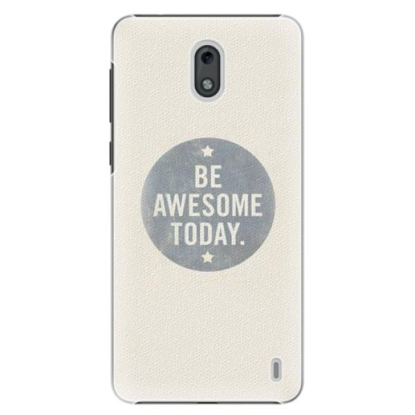 Plastové pouzdro iSaprio - Awesome 02 - Nokia 2