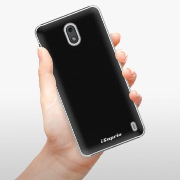 Plastové pouzdro iSaprio - 4Pure - černý - Nokia 2