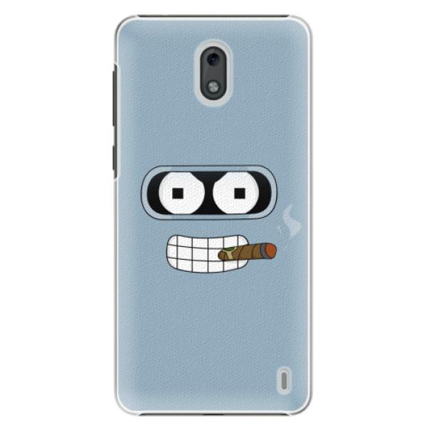 Plastové pouzdro iSaprio - Bender - Nokia 2