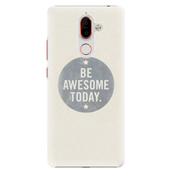 Plastové pouzdro iSaprio - Awesome 02 - Nokia 7 Plus