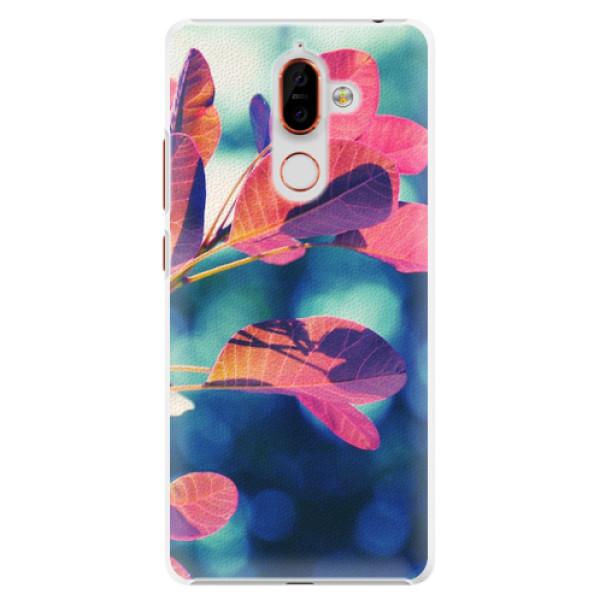Plastové pouzdro iSaprio - Autumn 01 - Nokia 7 Plus