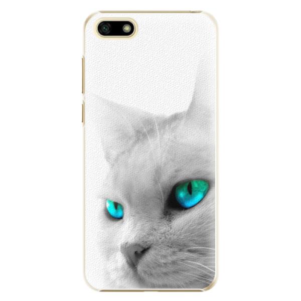 Plastové pouzdro iSaprio - Cats Eyes - Huawei Y5 2018