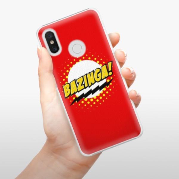 Plastové pouzdro iSaprio - Bazinga 01 - Xiaomi Mi 8