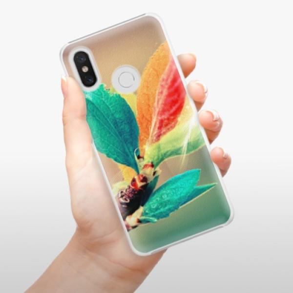 Plastové pouzdro iSaprio - Autumn 02 - Xiaomi Mi 8
