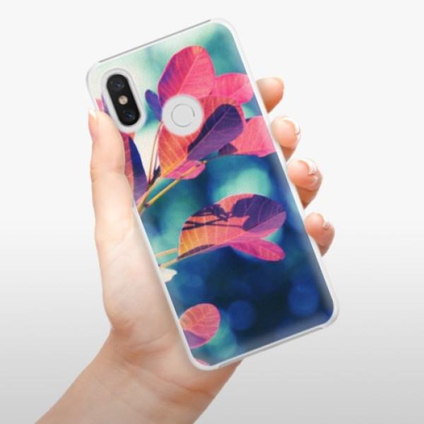 Plastové pouzdro iSaprio - Autumn 01 - Xiaomi Mi 8
