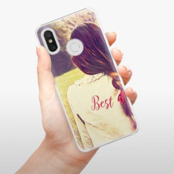 Plastové pouzdro iSaprio - BF Best - Xiaomi Mi 8