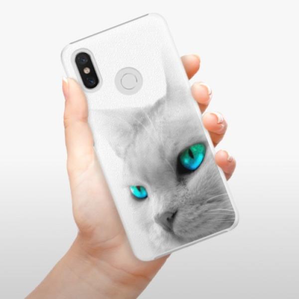 Plastové pouzdro iSaprio - Cats Eyes - Xiaomi Mi 8