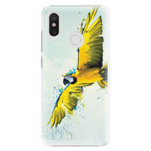 Plastové pouzdro iSaprio - Born to Fly - Xiaomi Mi 8