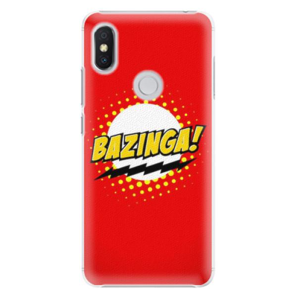 Plastové pouzdro iSaprio - Bazinga 01 - Xiaomi Redmi S2