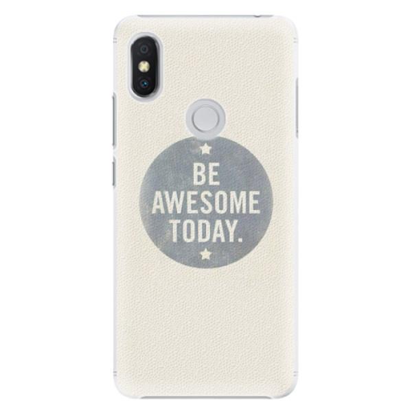 Plastové pouzdro iSaprio - Awesome 02 - Xiaomi Redmi S2