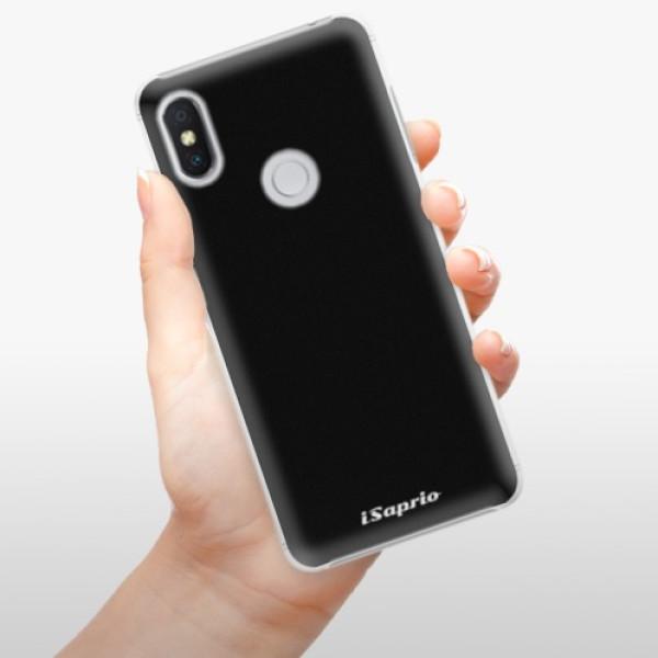 Plastové pouzdro iSaprio - 4Pure - černý - Xiaomi Redmi S2