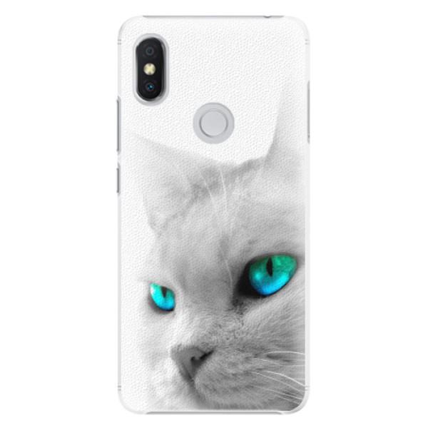 Plastové pouzdro iSaprio - Cats Eyes - Xiaomi Redmi S2