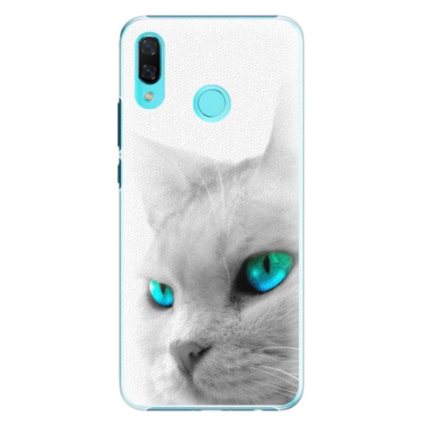 Plastové pouzdro iSaprio - Cats Eyes - Huawei Nova 3