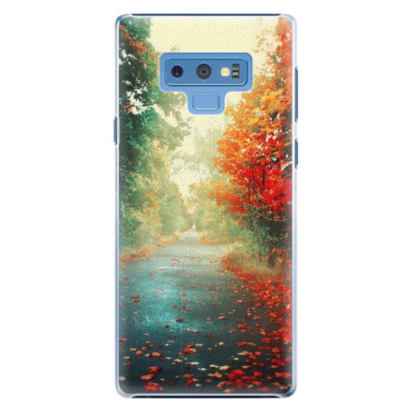 Plastové pouzdro iSaprio - Autumn 03 - Samsung Galaxy Note 9