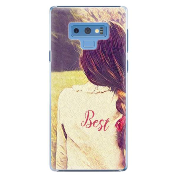 Plastové pouzdro iSaprio - BF Best - Samsung Galaxy Note 9