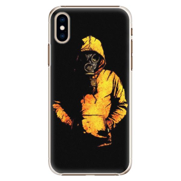 Plastové pouzdro iSaprio - Chemical - iPhone XS