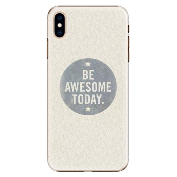 Plastové pouzdro iSaprio - Awesome 02 - iPhone XS Max