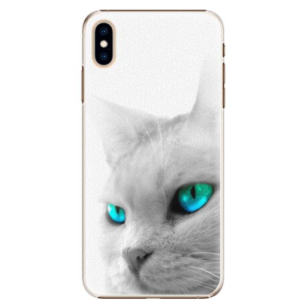 Plastové pouzdro iSaprio - Cats Eyes - iPhone XS Max