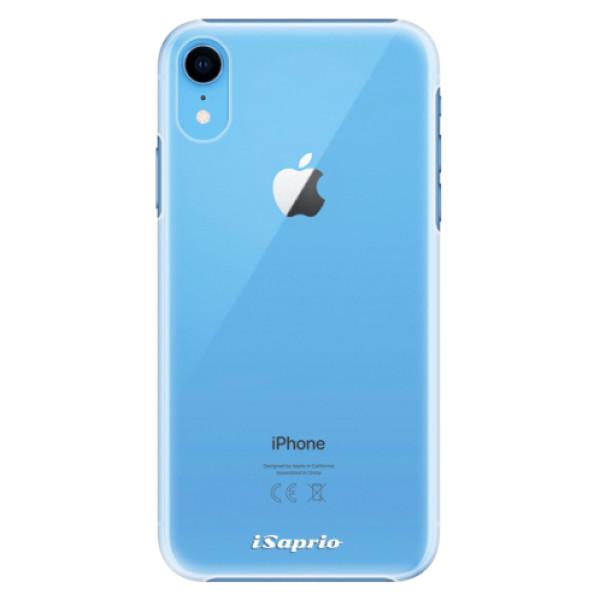 Plastové pouzdro iSaprio - 4Pure - mléčný bez potisku - iPhone XR