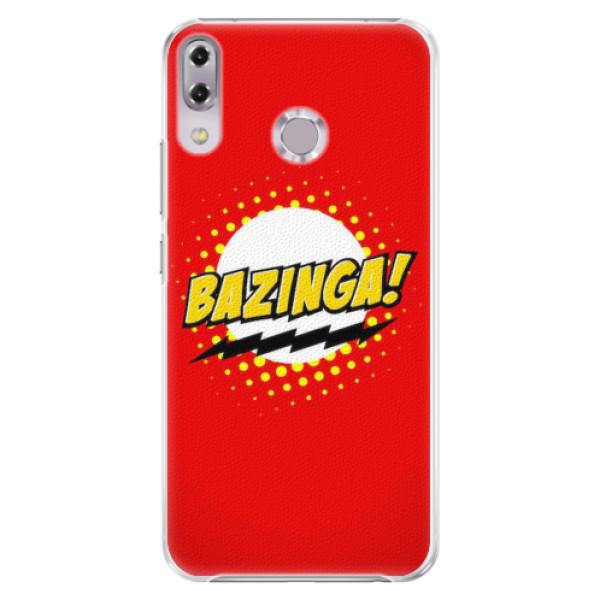 Plastové pouzdro iSaprio - Bazinga 01 - Asus ZenFone 5Z ZS620KL