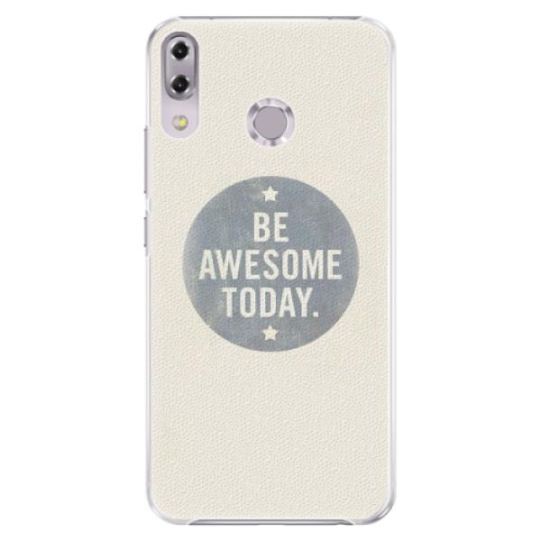 Plastové pouzdro iSaprio - Awesome 02 - Asus ZenFone 5Z ZS620KL