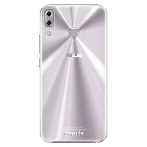 Plastové pouzdro iSaprio - 4Pure - mléčný bez potisku - Asus ZenFone 5Z ZS620KL