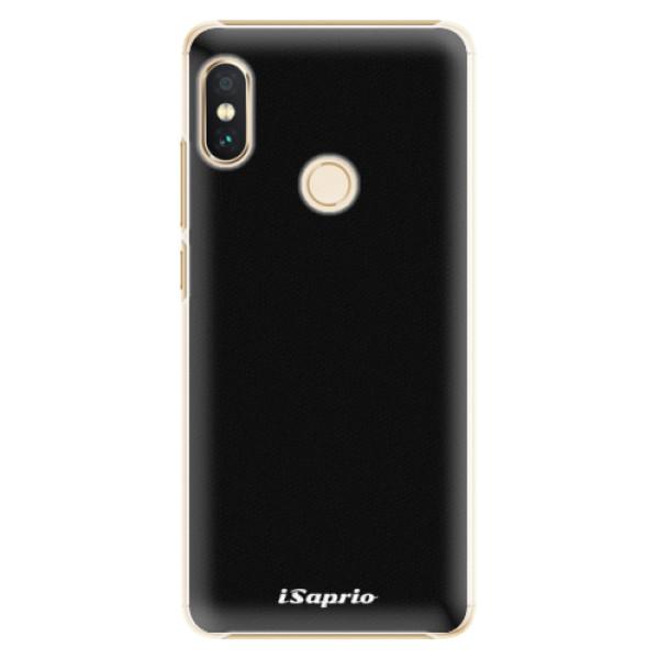 Plastové pouzdro iSaprio - 4Pure - černý - Xiaomi Redmi Note 5
