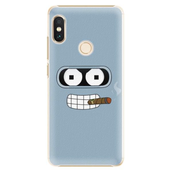 Plastové pouzdro iSaprio - Bender - Xiaomi Redmi Note 5