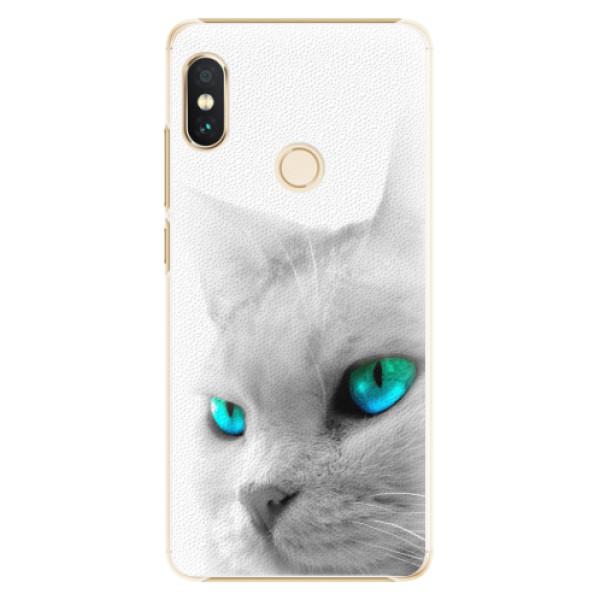 Plastové pouzdro iSaprio - Cats Eyes - Xiaomi Redmi Note 5
