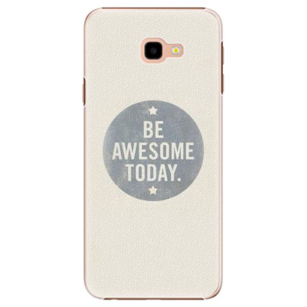 Plastové pouzdro iSaprio - Awesome 02 - Samsung Galaxy J4+