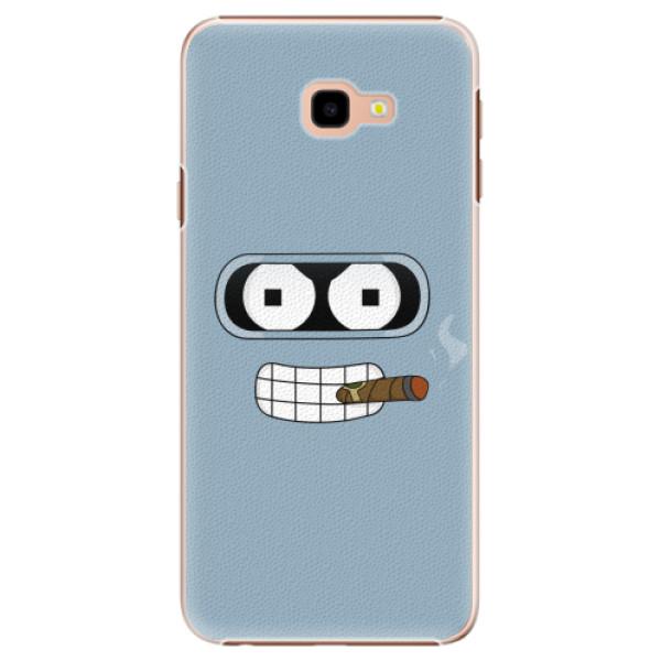 Plastové pouzdro iSaprio - Bender - Samsung Galaxy J4+
