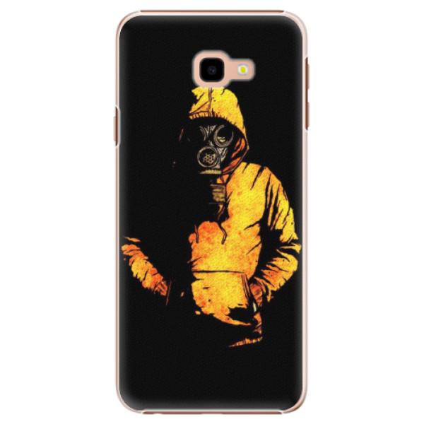 Plastové pouzdro iSaprio - Chemical - Samsung Galaxy J4+