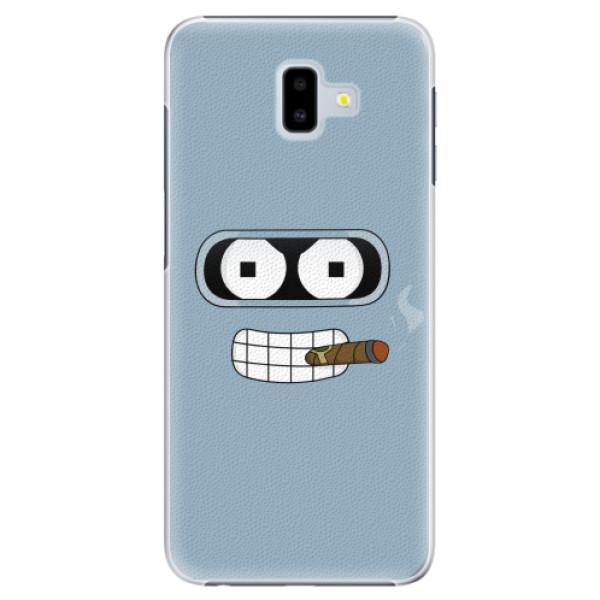 Plastové pouzdro iSaprio - Bender - Samsung Galaxy J6+